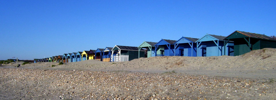 Image 2 Beach Huts in East Wittering