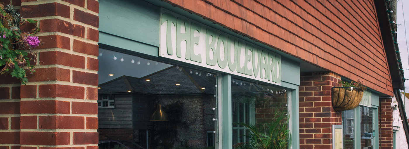 The Boulevard Restaurant exterior